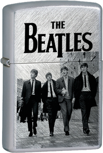 The Beatles - Chrome Lighter