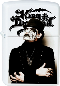 King Diamond White Lighter