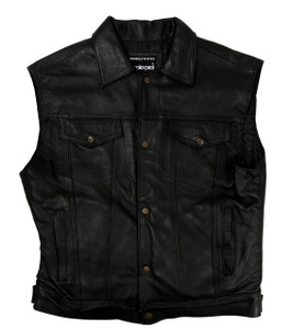 Levi's Style Country Leather Vest