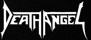 "Death Angel 8x4"" Printed Patch"