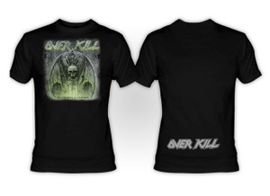 Overkill White Devil Armory T-Shirt * LAST ONES IN STOCK EVER*