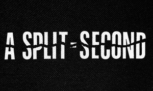 "A Split Second Logo 5x3"" Printed Patch"