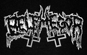 "Belphegor Logo 7x4"" Printed Patch"