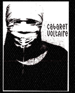 "Cabaret Voltaire Mummy 4x5"" Printed Patch"