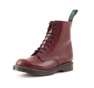 Solovair 8i Oxblood Derby Boots *Made in England*