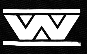 "Wumpscut Logo 5x4"" Printed Patch"