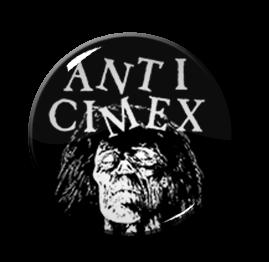 "Anti Cimex 1.5"" Pin"