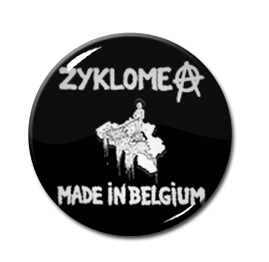 "Zyklome 1.5"" Pin"