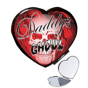 Kreepsville 666 - Daddy's Ghoul Heart Compact