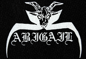 "Abigail Logo 6x5"" Printed Patch"