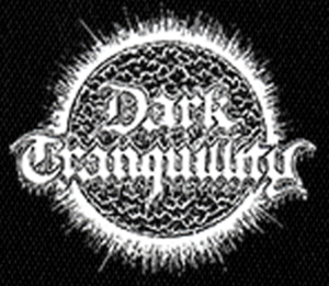 "Dark Tranquility Old Logo 5x5"" Printed Patch"