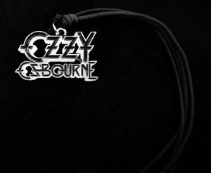 Ozzy Osbourne Metal Chain Pendant