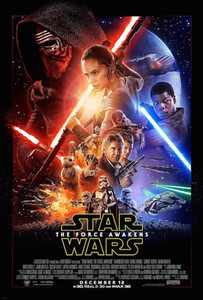 "Star Wars The Force Awakens 24x36"" Poster"
