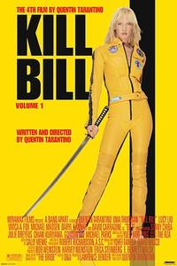 """Kill Bill 24x36"""" Poster"""