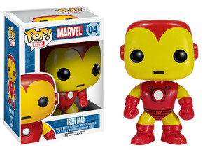 Pop! Figurines - Marvel's Iron Man #04