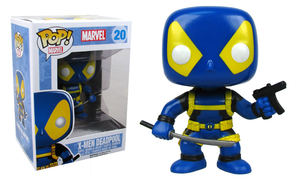 Pop! Figurines - X-Men's Deadpool #20