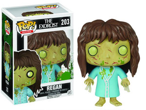 Pop! Figurines - The Exorcist's Regan #203