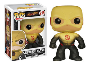 Pop! Figurines - DC's Reverse Flash #215