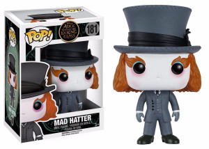 Pop! Figurines - ATTLG's Mad Hatter #181