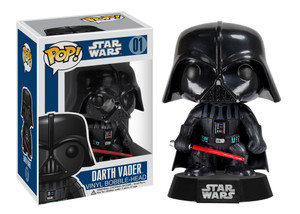 Pop! Figurines - Star Wars' Darth Vader #01