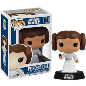 Pop! Figurines - Star Wars' Princess Leia #04