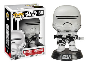 Pop! Figurines - Star Wars' First Order Flametrooper #68