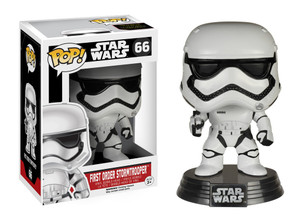 Pop! Figurines - Star Wars' First Order Stormtrooper #66