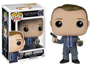 Pop! Figurines - Gotham's James Gordon #75