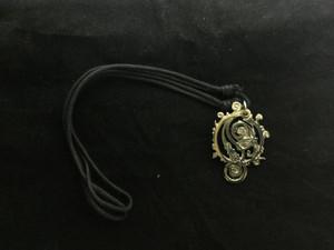 "Opeth ""O"" Logo Metal Pendant"
