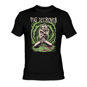 Pig Destroyer Bride of Prowler T-Shirt