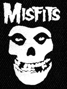 """Misfits Ghoul 4x5"""" Printed Patch"""