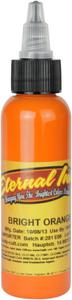 Eternal Ink - Bright Orange 1/2 Ounce Tattoo Ink Bottle
