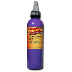 Eternal Ink - Light Purple 1/2 Ounce Tattoo Ink Bottle