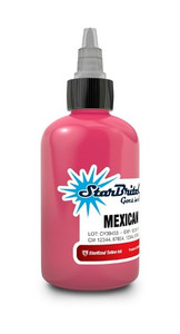 Starbrite Colors - Mexican Pink .5 Tattoo Ink