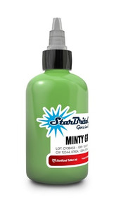 Starbrite Colors - Minty Green 1/2 Ounce Tattoo Ink Bottle
