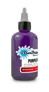 Starbrite Colors - Purple Rain 1/2 Ounce Tattoo Ink Bottle