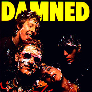 "The Damned - Damned, Damned, Damned 4x4"" Color Patch"