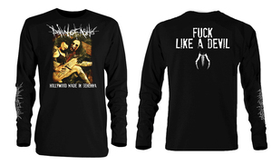 Dawn of Ashes - Hollywood Made in Gehenna Long Sleeve T-Shirt * LAST IN STOCK *