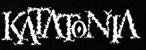 "Katatonia Logo 7x3"" Printed Patch"
