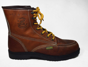 Padilla Boots - Style 415 Worker Style Leather Boots