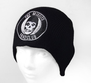 Misfits Fiend Club Embroidered Knit Beanie