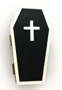 Small Coffin Jewelry Trinket Box