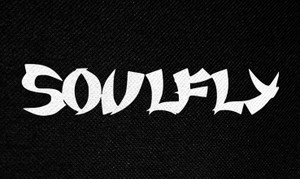 "Soulfly Logo 5x3"" Printed Patch"