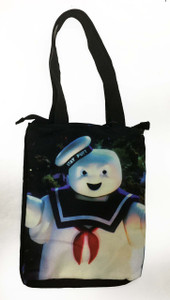 Stay Puft Marshmallow Man Shoulder Bag