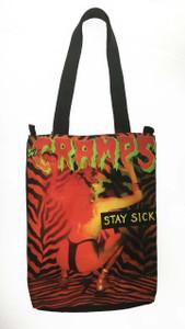 The Cramps Stay Sick Shoulder Bag