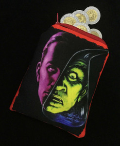Dr. Jeckyll & Mr. Hyde Coin Purse