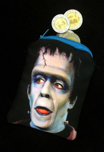 Herman Munster Coin Purse