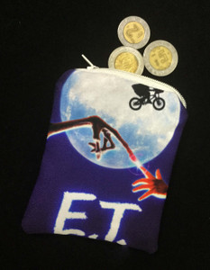 E.T. the ExtraTerrestrial Coin Purse