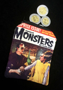 Famous Monsters of Filmland Coin Purse