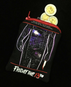Friday the 13th Coin Purse